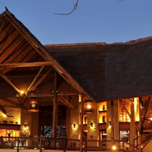 David Livingstone Safari Lodge