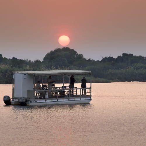 Zambezi River Cruises
