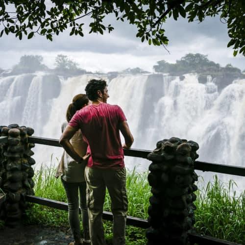 Best of Victoria Falls , Hwange and Mana Pools