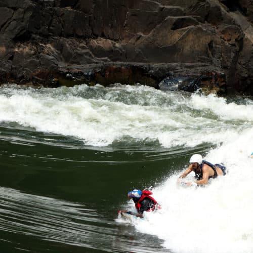 Zambezi River Boarding